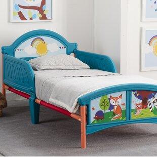 Chokio Toddler Bed by Zoomie Kids