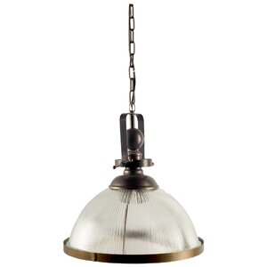 Lovitz 1-Light Inverted Pendant