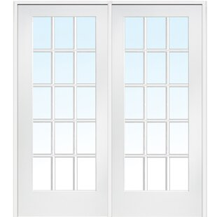 MDF Interior French Door