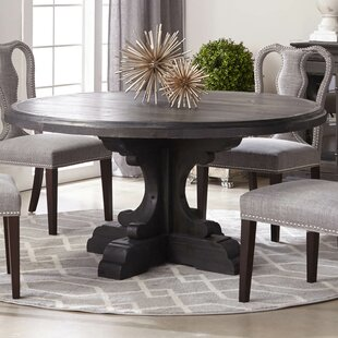 Concrete Kitchen Dining Tables Youll Love Wayfair - Cement look dining table