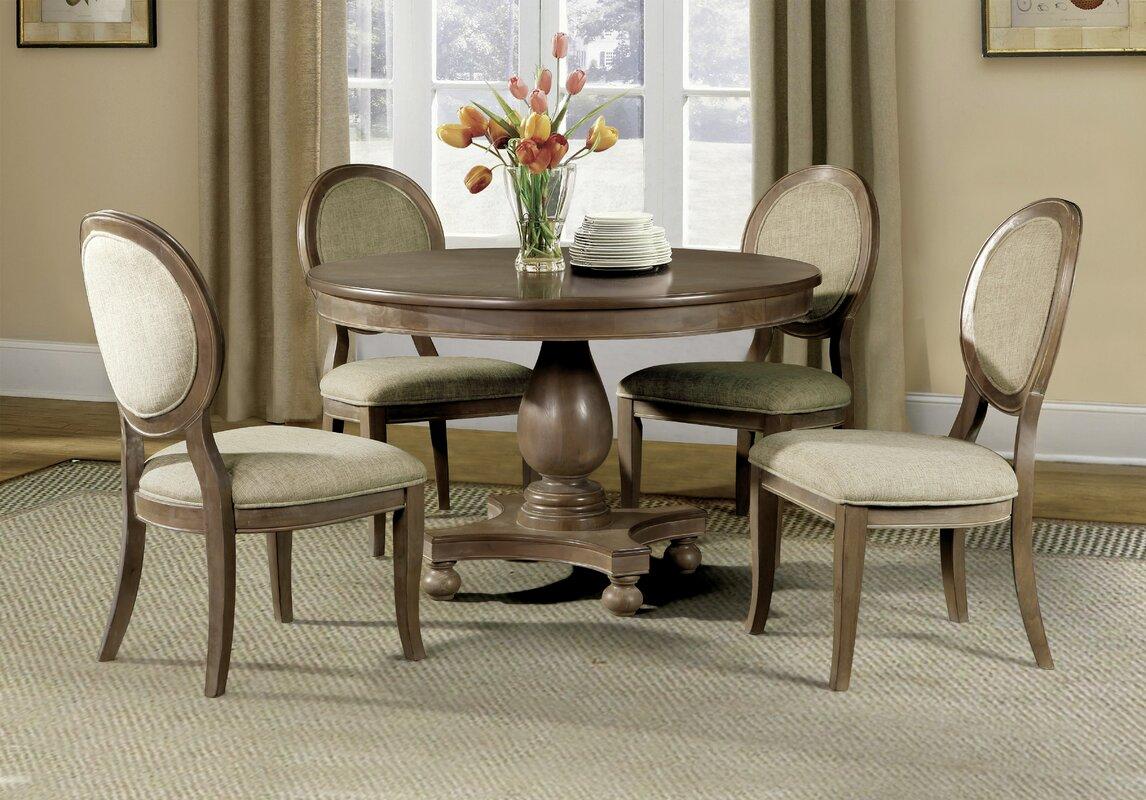 bloomingdale dining table base & reviews | joss & main
