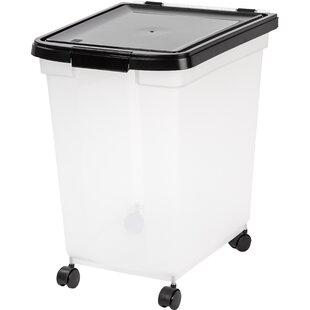 Airtight 65 Qt. Pet Food Storage Container