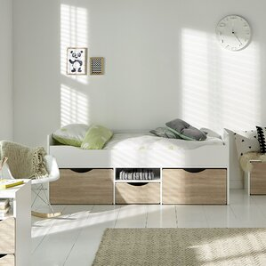 Tolga Single Bed With Drawers Part 70