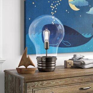 Edison Bulb Table Lamp Wayfair