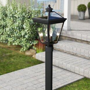 Coleg Outdoor 3 Light Lantern Head