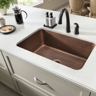 Cooper Kitchen Sink Copper kitchen sinks youll love save to idea board workwithnaturefo