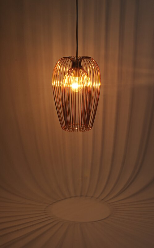 First choice lighting 22cm copper wire lamp shade reviews 22cm copper wire lamp shade aloadofball Images