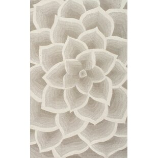 Bordeaux Hand Tufted Ivory Area Rug By Nuloom