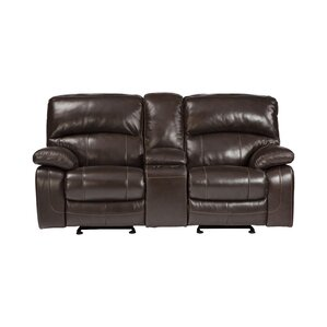 Dormont Glider Reclining Sofa by Signature Design by Ashley