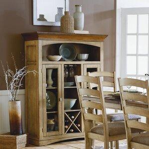 nash curio cabinet