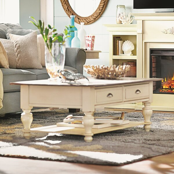 Neve Coffee Table Amp Reviews Birch Lane