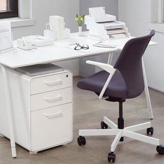 Brilliant White Office Cabinets To Design Ideas
