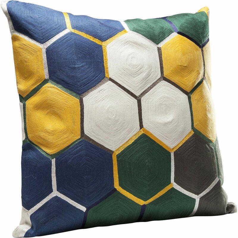 kare design kissen honeycomb. Black Bedroom Furniture Sets. Home Design Ideas