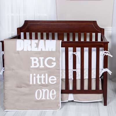 Trend Lab Dream Big Little One 3 Piece Crib Bedding Set | Wayfair