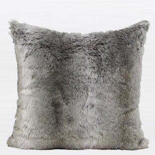 Faux Fur Pillow Case Wayfair
