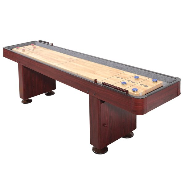 Shuffleboard Youll Love Wayfair - Standard shuffleboard table