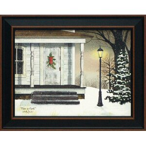 Peace on Earth by Jacobs, Billy Framed Painting Print