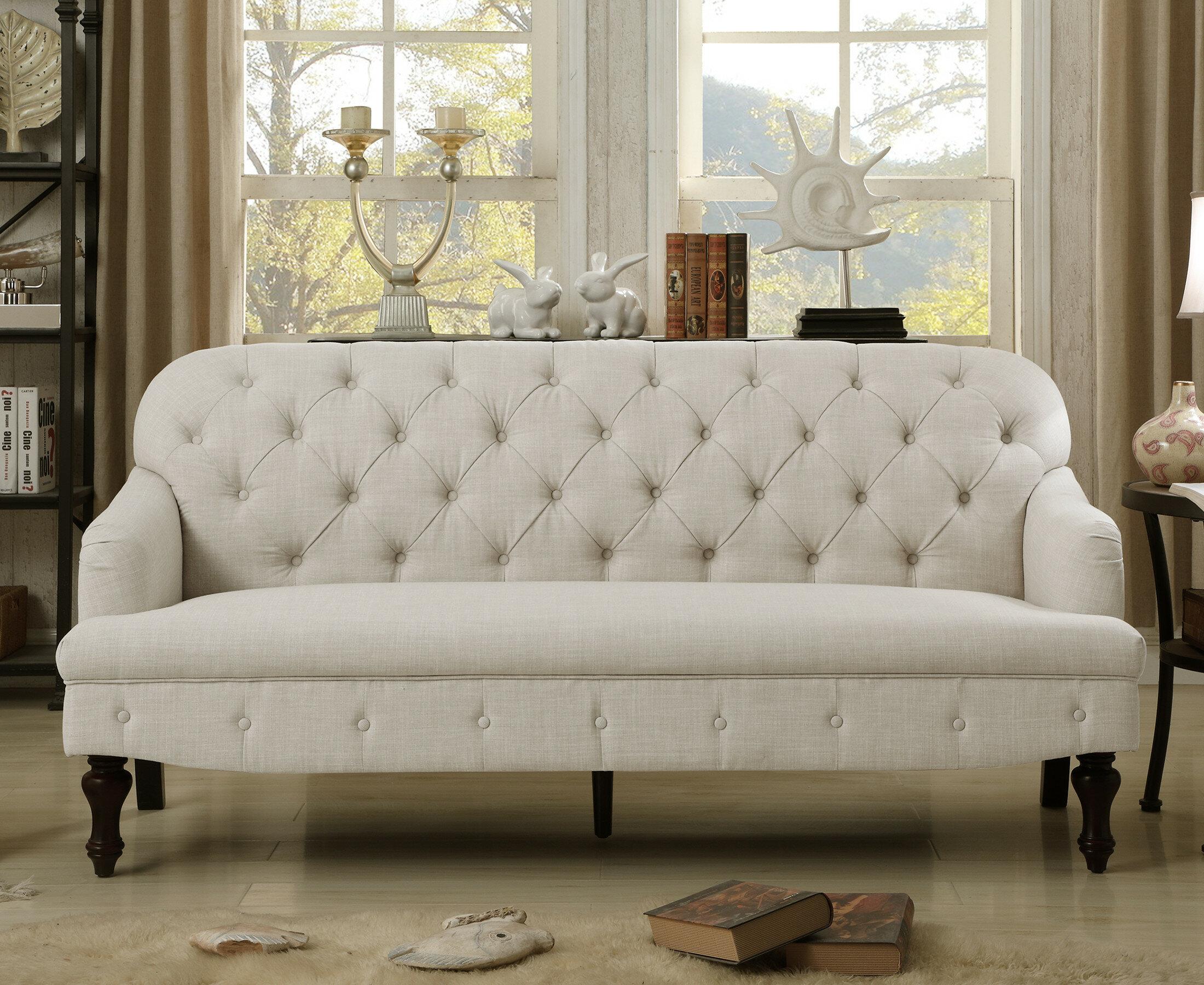Great Darby Home Co Fonzo Tufted Sofa U0026 Reviews | Wayfair