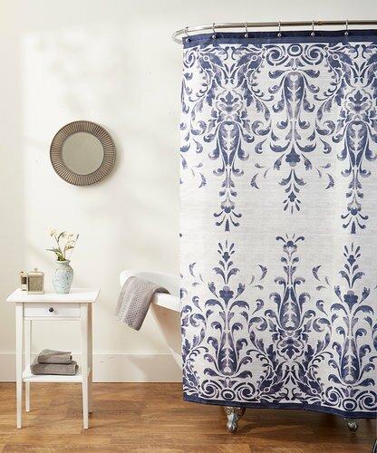 Elegant Bath Shower Curtain