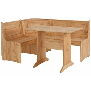 Corner Dining Bench Set   Wayfair.co.uk