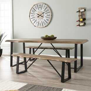 Lakenheath 3 Piece Dining Set