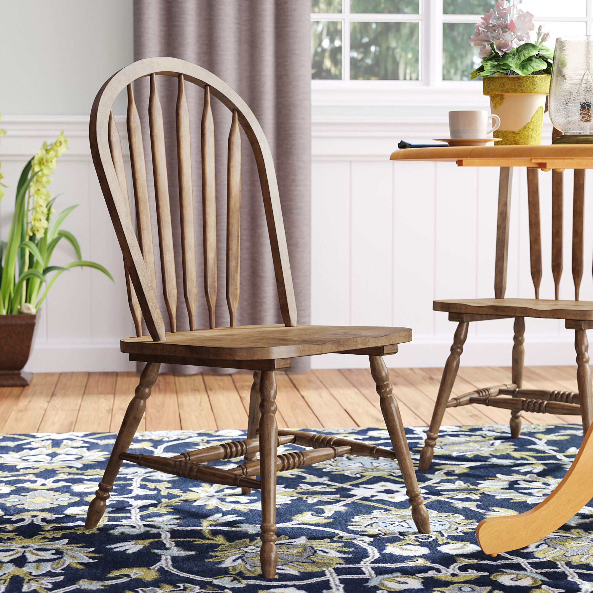 Fantastic Ross Solid Wood Side Chair Gmtry Best Dining Table And Chair Ideas Images Gmtryco