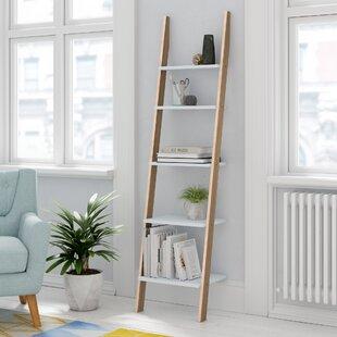 Tremendous Freestanding Ladder Bookcase Wayfair Co Uk Interior Design Ideas Clesiryabchikinfo