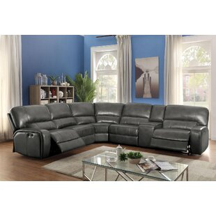 Dahlke Power Motion Reclining Sectional