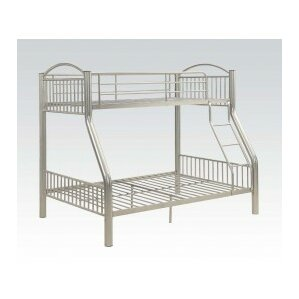 Clayville Twin Over Full Slat Bed by Harriet Bee
