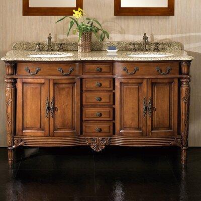 60 Inch Bathroom Vanities You Ll Love Wayfair Ca