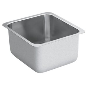 Moen 1800 Series Single Bowl Kitchen Sink