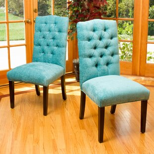 Alexis Upholstered Dining Chair (Set of 2)