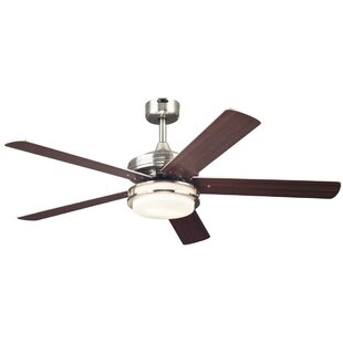 Extremely large room ceiling fans youll love wayfair 52 boulder 5 blade ceiling fan audiocablefo
