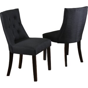 Ganley Parsons Chair (Set of 2) by Alcott Hill