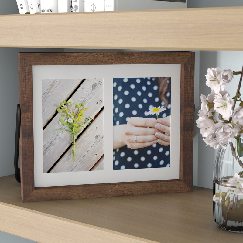 Millwood Pines Eldridge Multi Photo Display Picture Frame