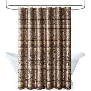 Bartle Single Shower Curtain