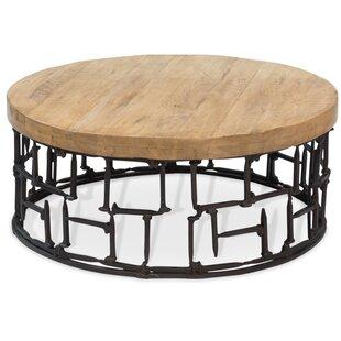 Nail Studded Coffee Table Wayfair - Studded coffee table