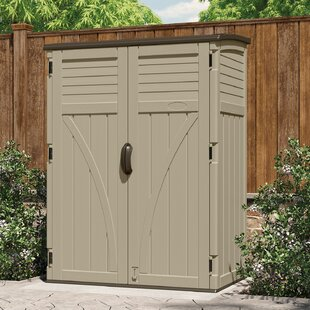 outdoor small shed wayfair