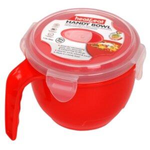 Heat & Eat 1000ml Microwave Soup Bowl