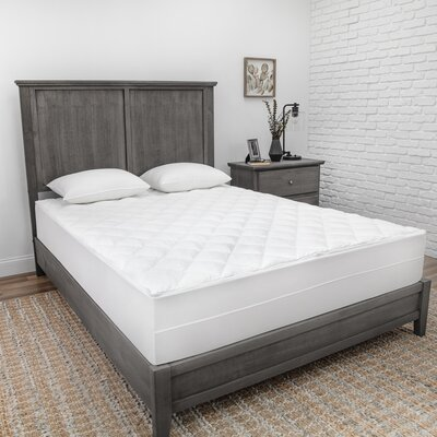 Cotton King Mattress Pads Amp Toppers You Ll Love In 2019