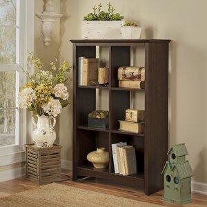 Buena Vista 6 Cube Unit Bookcase