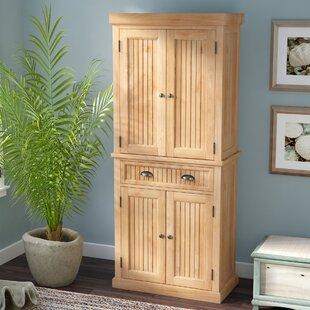 9e09f22af6ad Kitchen Pantry Cabinets   Wayfair