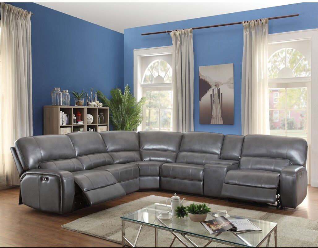 Saul Reclining Sectional : reclining sectionals - Sectionals, Sofas & Couches