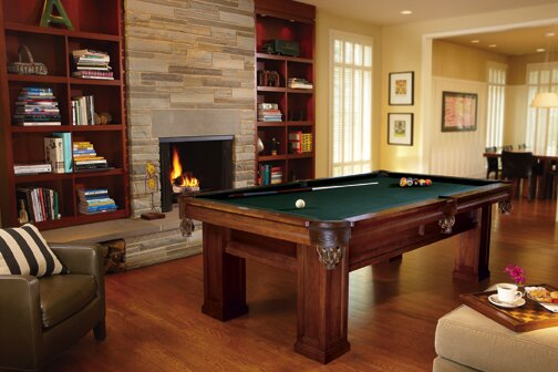Oak Hill Billiards 8 Pool Table