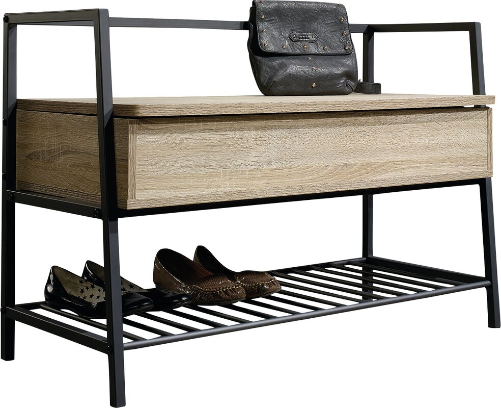 Design Entryway Bench ermont storage bench reviews allmodern bench