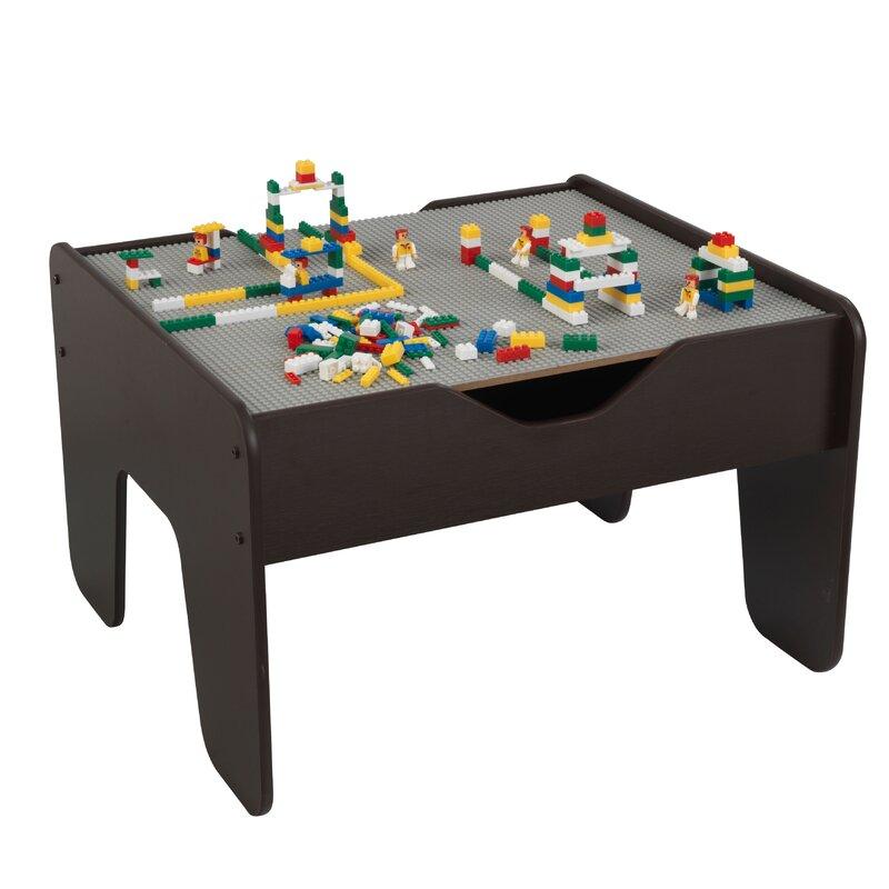 Kidkraft Activity Kids Lego Table Amp Reviews Wayfair Ca