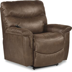 James Recliner  sc 1 st  Wayfair : leather lazy boy recliners - islam-shia.org