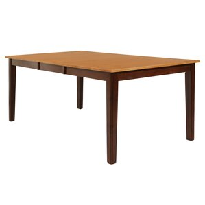 Kaw City Solid Wood Dining Table by Loon ..
