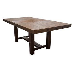 Cynthia Extendable Dining Table by Loon Peak