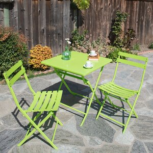Trey 3 Piece Bistro Set